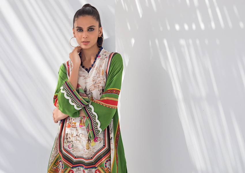 """What's In Store: Eid Glam Made Easy With Sania Maskatiya's Latest Collection """"Rae""""!"""