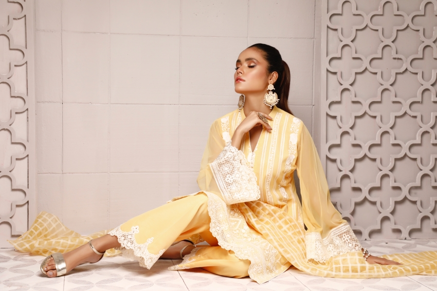 What's In Store: Zainab Chottani Sets The Tone For Eid With A Fabulous New Collection!