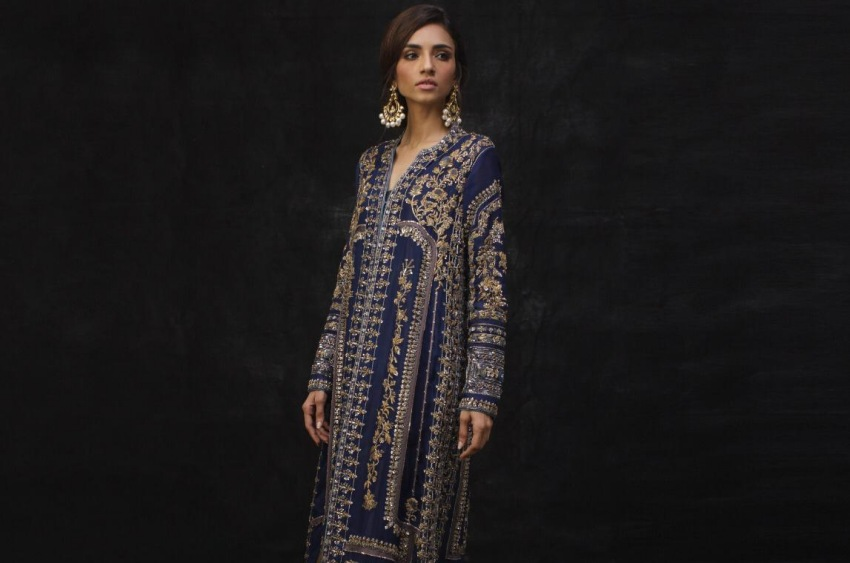 What's In Store: Bridals to Die For- Nida Azwer Introduces Sanaii II Wedding Wear!