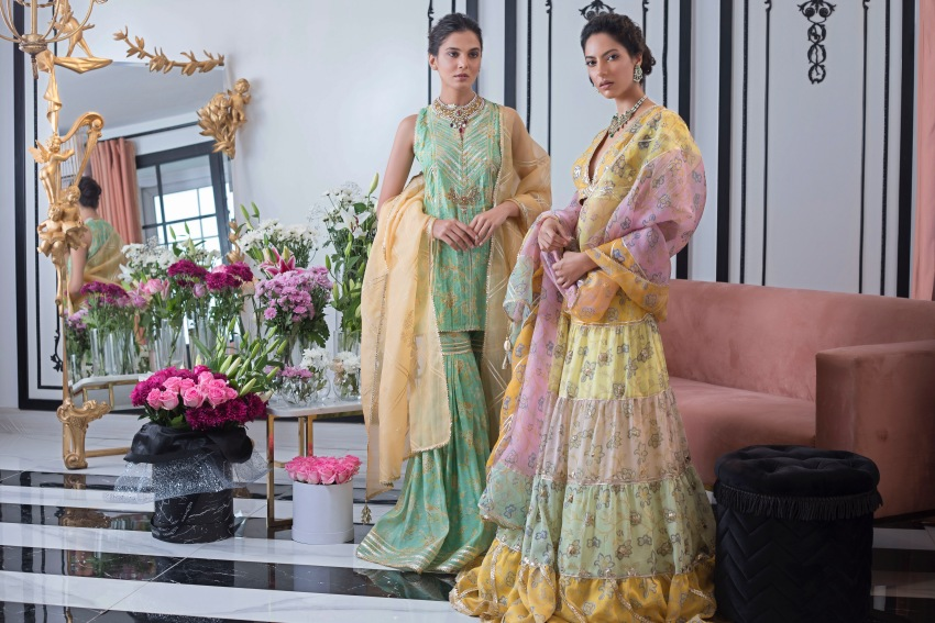"Ready, Set, Shoot!: Get Wedding Season Ready With Sania Maskatiya's ""Baradari"""