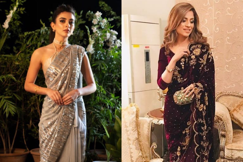 Style Notes: 7 Designer Saaris To Glam Up Your Wedding Style!