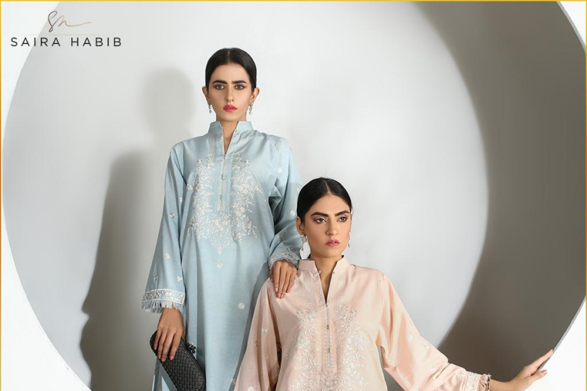 Ready, Set, Shoot!: Must Have Ensembles From Saira Habib's Latest Collection!