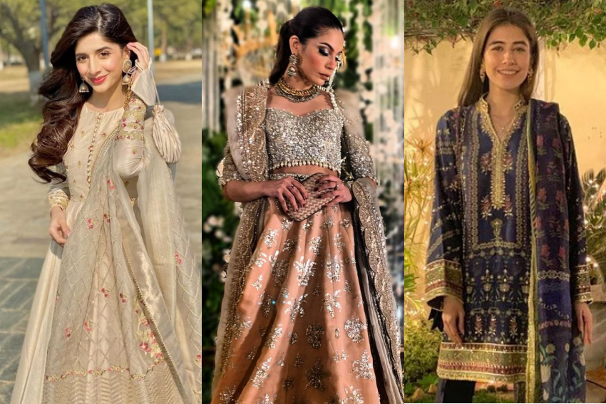 Top Ten Anything: Celeb Style We Love-Wedding Wear Edition!