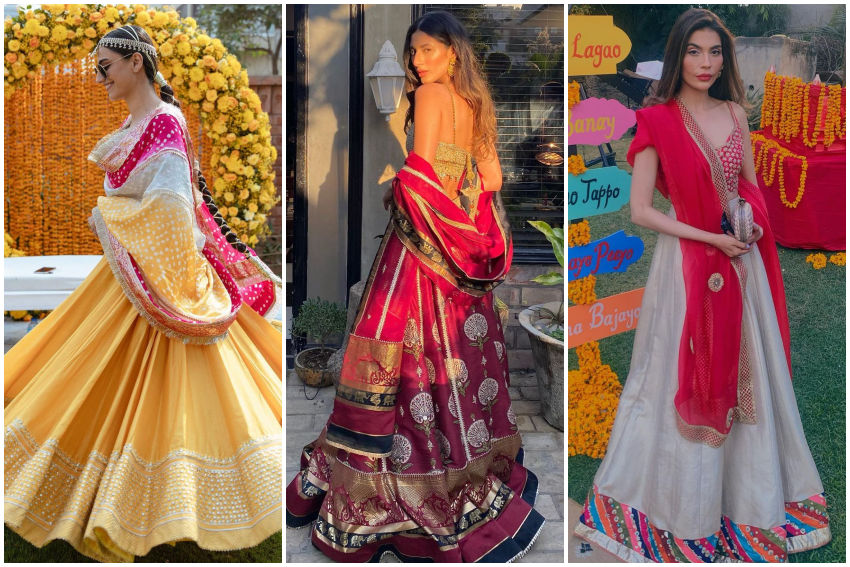 Style Notes: Desi Glam feat Our Favorite IT Girls