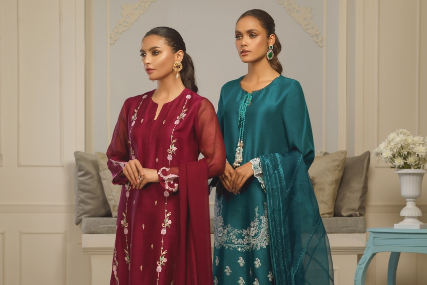 What's In Store: Eid Glam Made Easy With Shamsha Hashwani's Latest Collection!