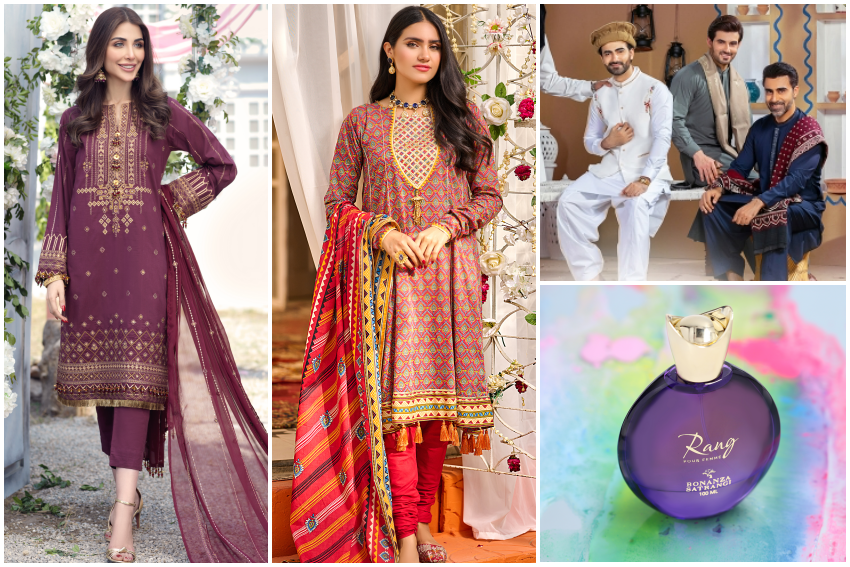 What's In Store: Eid Shopping Online Made Easy With Bonanza Satrangi!