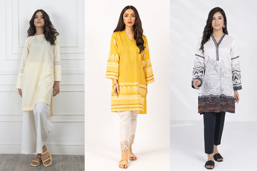 Style Notes: Budget Buys-6 Kurta's Under 10k To Shop Right Now!