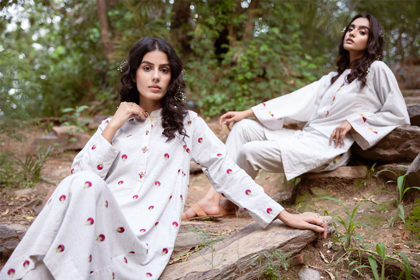 Weaving Green – Pakistan's first sustainable fashion line by Sapphire