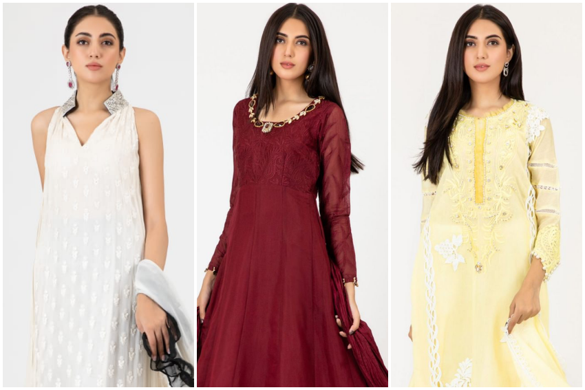 Ready, Set, Shoot!: Get Glam With Our Top Picks From Ayesha Somaya's Latest Luxury Pret Line!