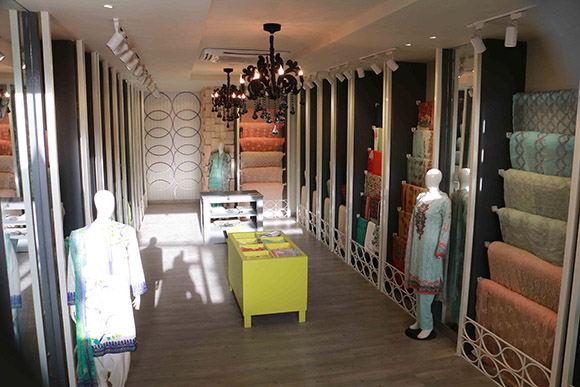 Image Fabrics Store opens in Lahore! | Latest Fashion News Pakistan