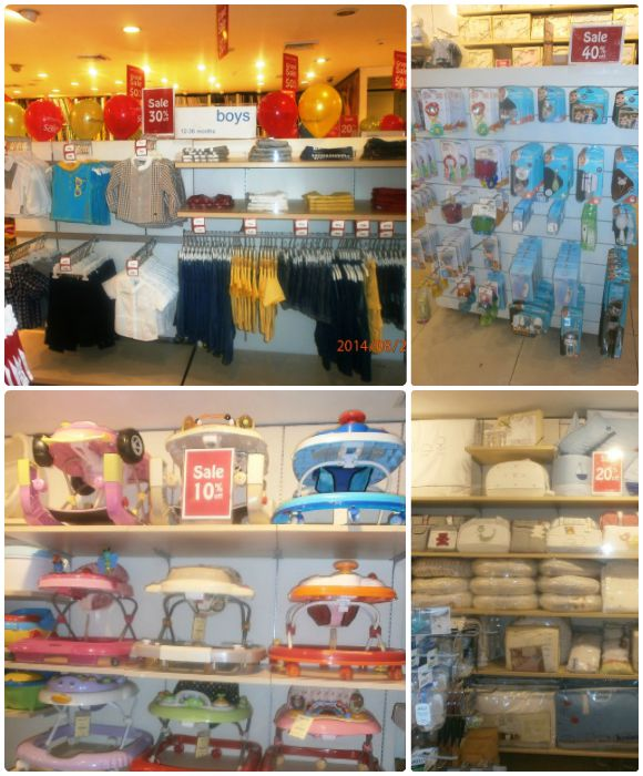 Baby shopping stores online