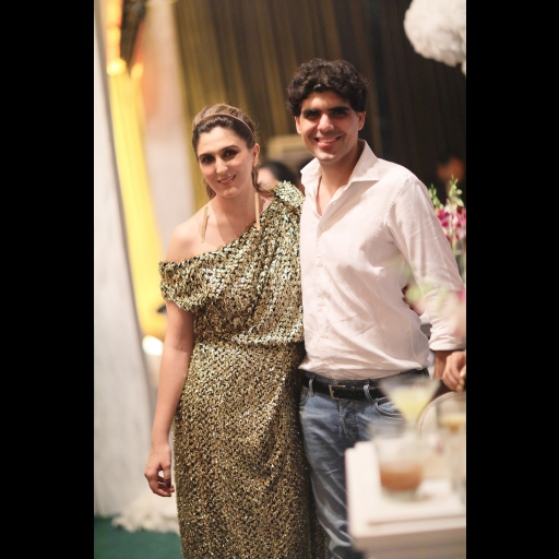 Khadijah Shah and Savail Hussain