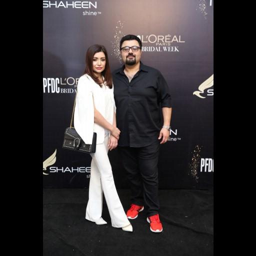 Fatima Khan Butt and Ahmad Butt