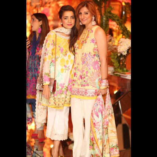 Maliha Aziz and Amber Liaqat