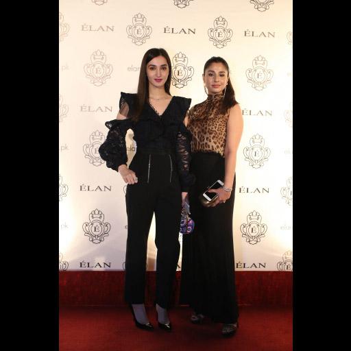 Seher Tareen and Abeera Ahsanuddin