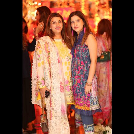 Amna and Alina