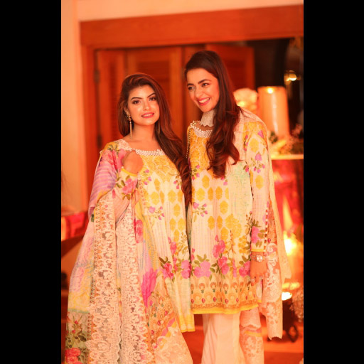 Amna Zain and Maliha Aziz