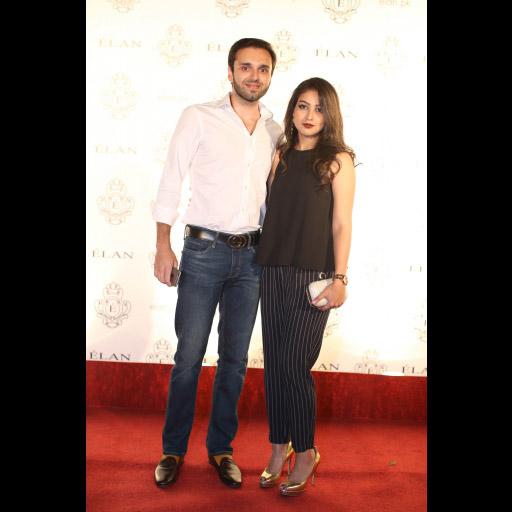 Shaan Moin and Fatima Nadeem