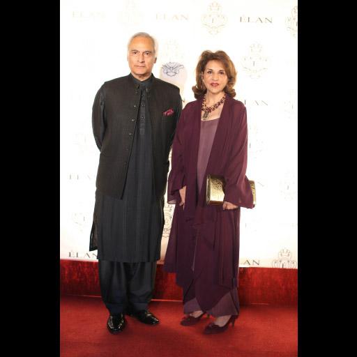 Shahid and Ghazala Malik