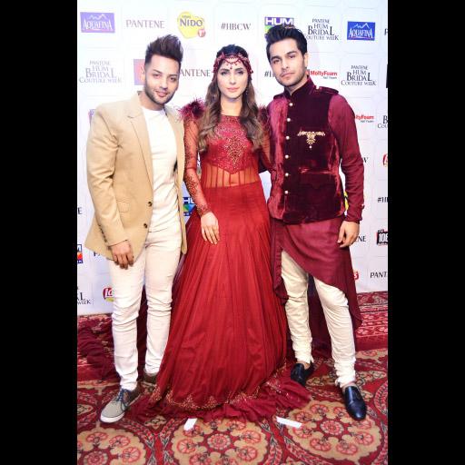 Mansoor Akram, Uzma and Asim Azher