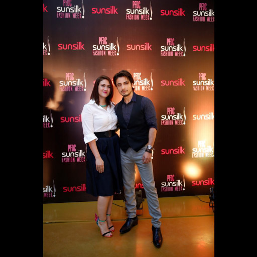 Ayesha Fazli and Ali Zafar
