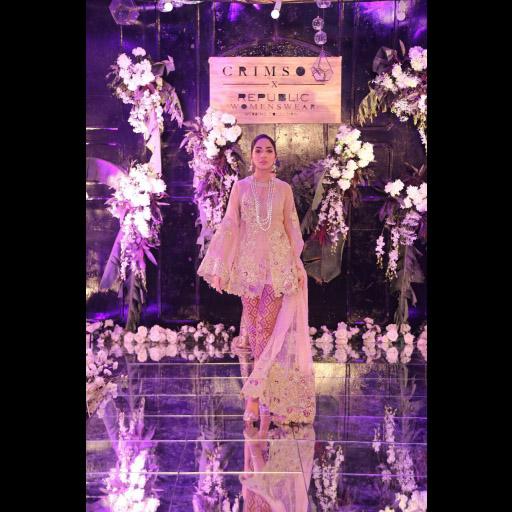 Crimsonx Republic Womenswear bridal collection launch
