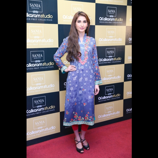 Abeer in Sania Maskatiya for Alkaram