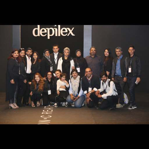 Team Depilex and Team Walnut
