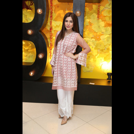 Ayesha Omar wearing BTW