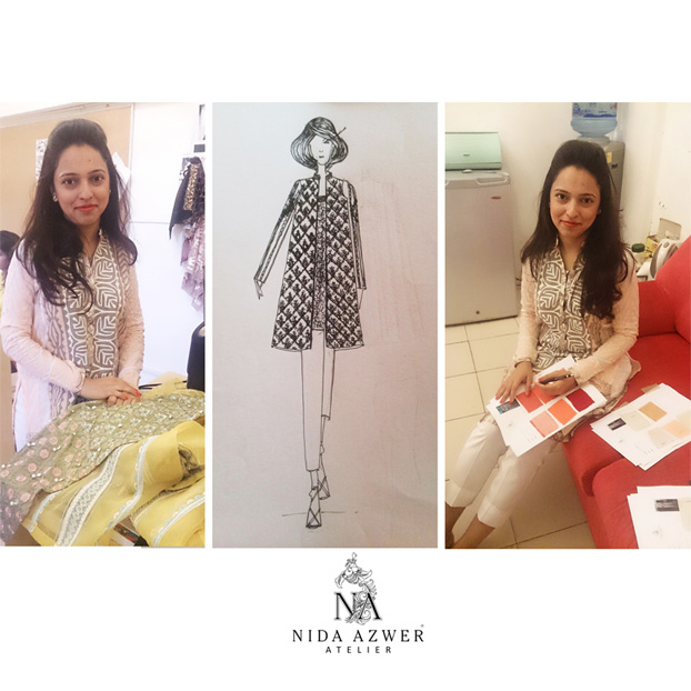 "The Nida Azwer Atelier set to showcase ""The Bahaar Collection"" at the TDAP Expo 2015"