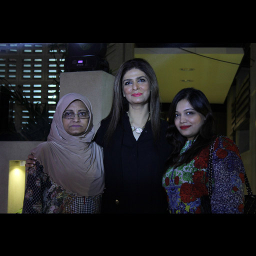 Nighat Misbah Uzma Mirza and Hafsa