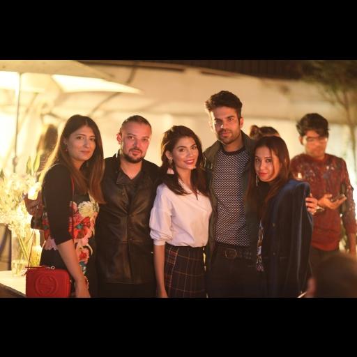 Saleeha Shah, Zahid Noon, Amna Babar, Adnan Malik, Samina Khan