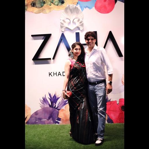 Mina and Savail Hussain