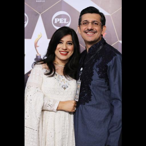 Duraid Qureshi and Momina Duraid