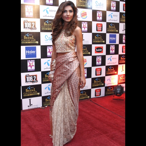Telenor Bridal Couture Week 2015 Red Carpet Fashion And