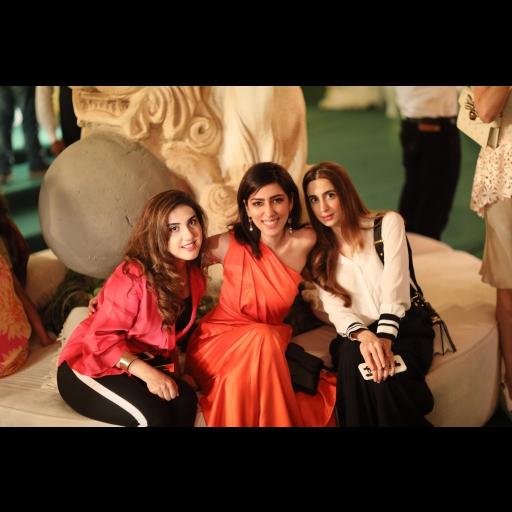 Nimrah Khokhar. Natasha and Daneese Ali