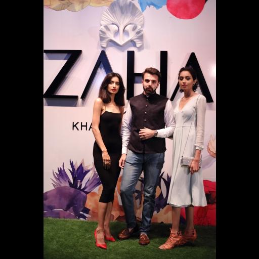 Rubab Ali , Ali and Farwa Kazmi