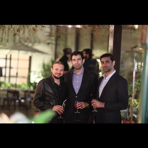 Zahid Noon, Ahmed Wahla, Jehanzeb Amin