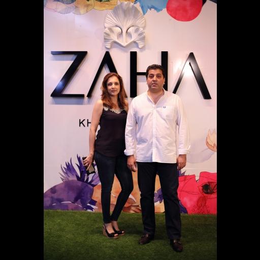 Sadia and Muhammad Hameed