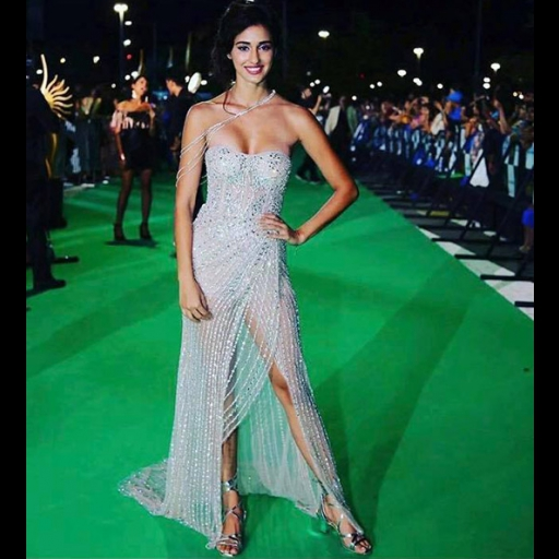 Disha Patani in Falguni and Shane Peacock