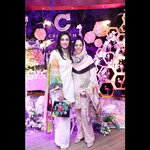 Anum Javed Akram, Shehla Javed Akram