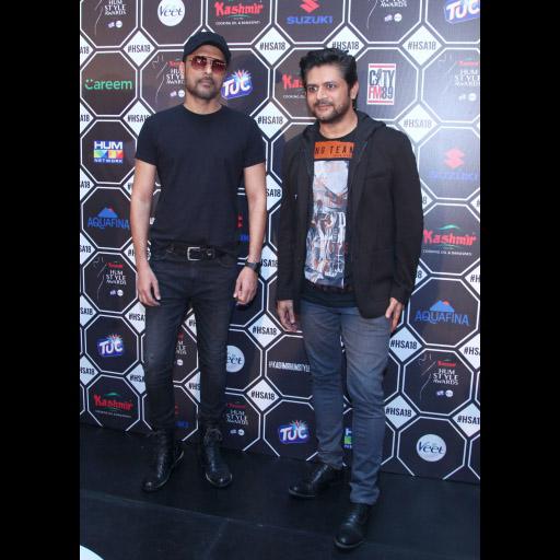 Bilal Maqsood and Faisal Kapadia