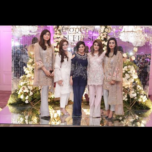 Gul, Sana, Rafia, Nida and Noor