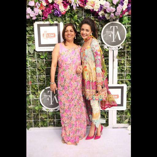 Fareshteh Aslam and Maliha Aziz