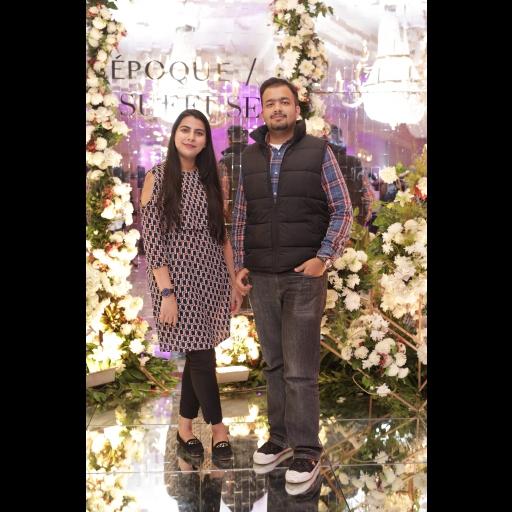 Fasiha Salahuddin and Farhan Hafeez