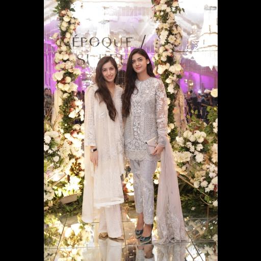 Fatima Zulfiqar and Salama Shayan