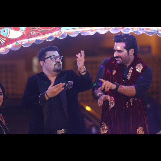 Ahmed Ali Butt and Humayun Saeed