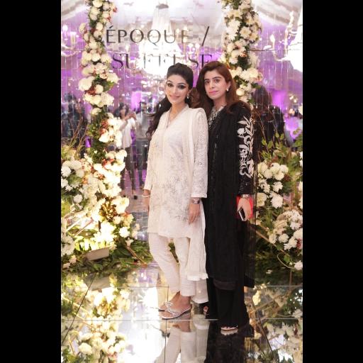 Hafsa Shayan and Mehek Elahi