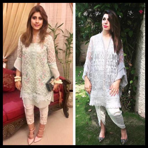 Mariam and Amal Khan Celebrated a Eid in Stunning Farida Hasan Ensemble