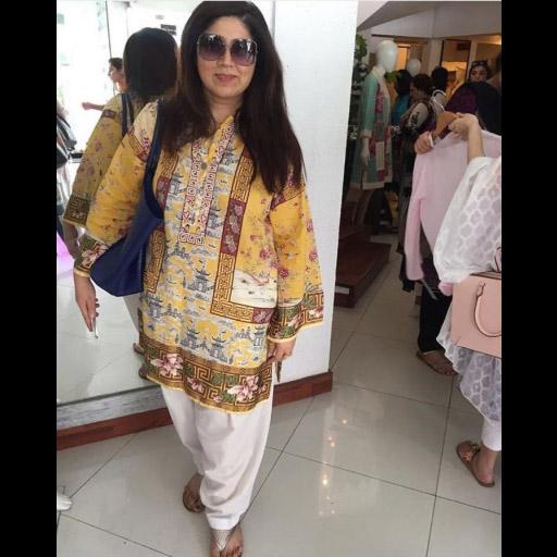 Amna Haider Isani